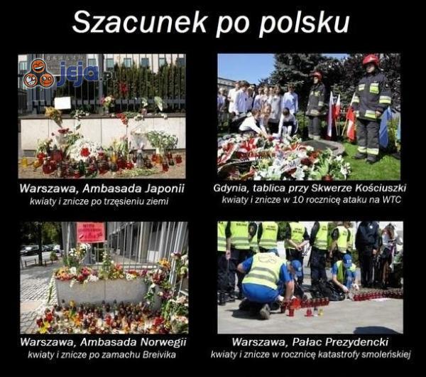 Szacunek po polsku