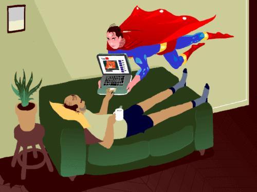 Superman na miarę dzisiejszych czasów