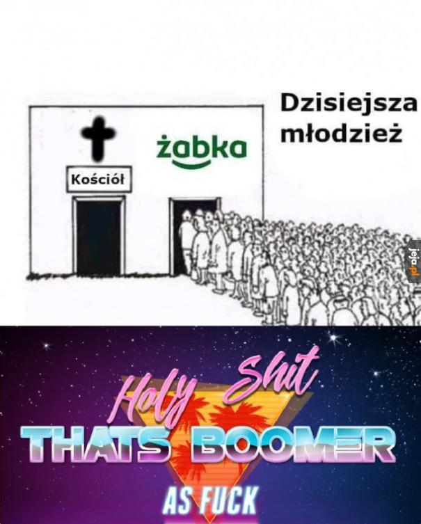 Boomerowy mem