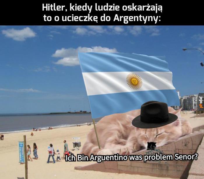 Super wiarygodny Argentyńczyk