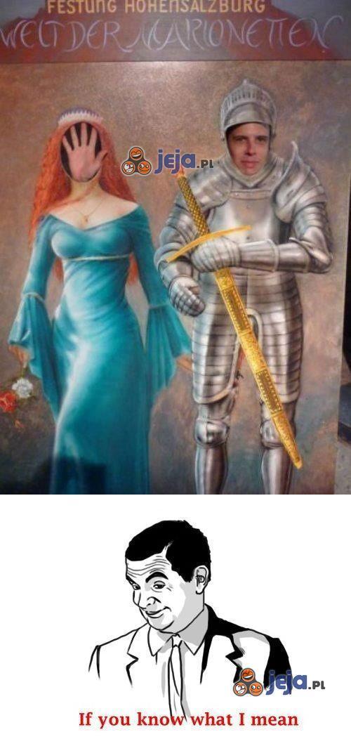 Sir Fapowicz i księżniczka Renia