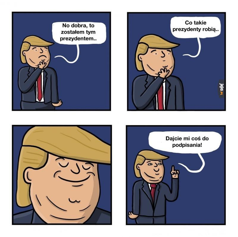 Co takie prezydenty robią?