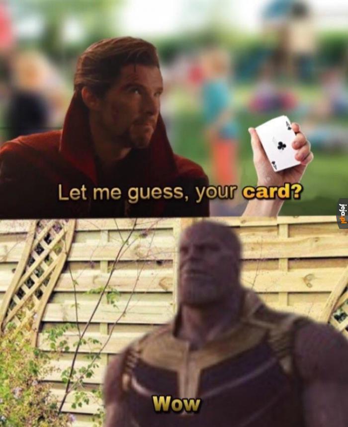 Jak on to zrobił?!
