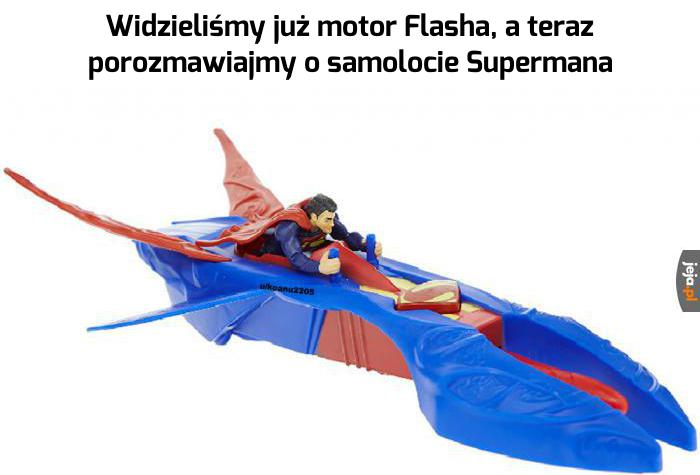Kolejny super użyteczny pojazd