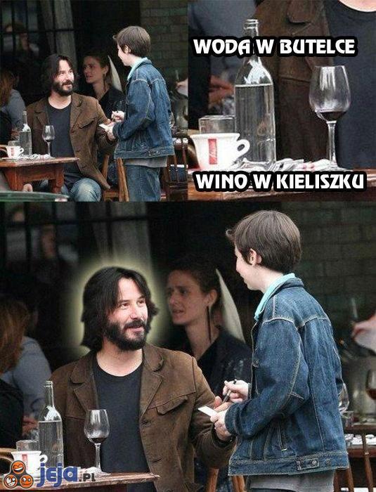 Nowa rola Keanu Reevesa