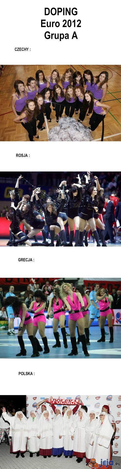 Doping Euro 2012
