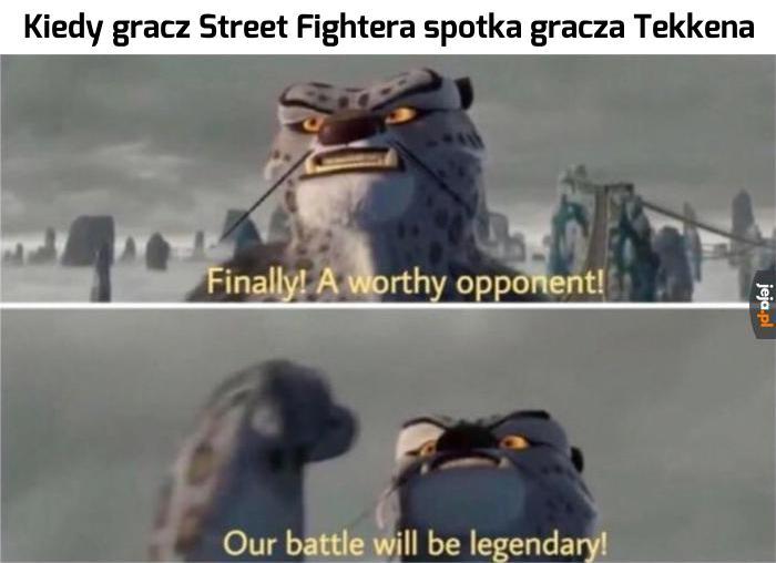 Będzie pojedynek