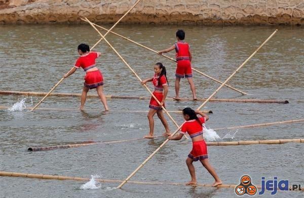 Bambusowe zawody