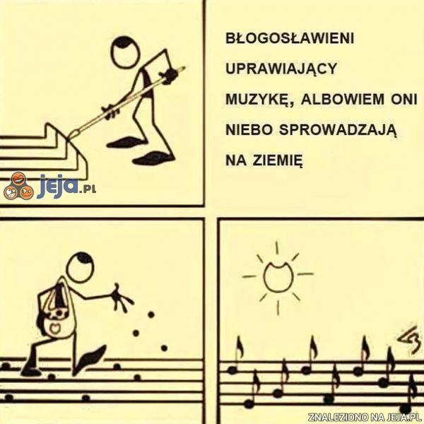 Uprawianie muzyki