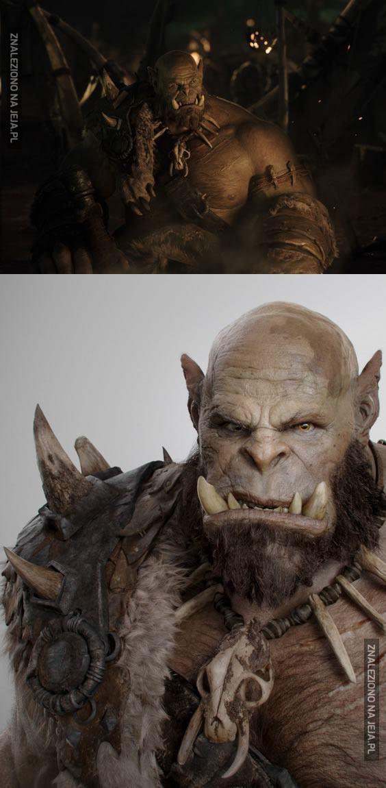 Bohater nowego filmu w świecie Warcrafta