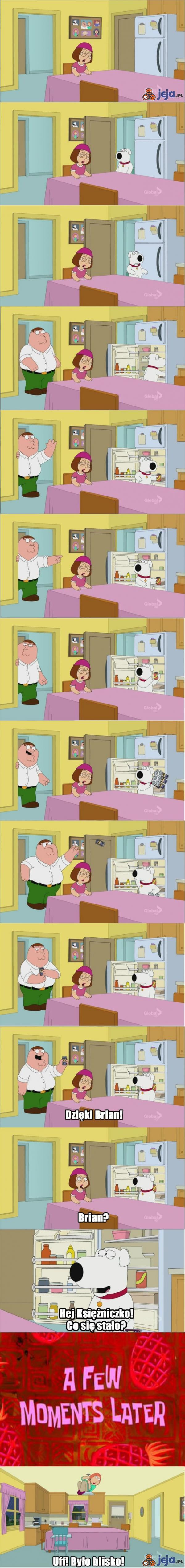 Nikt nie lubi Meg - Family Guy