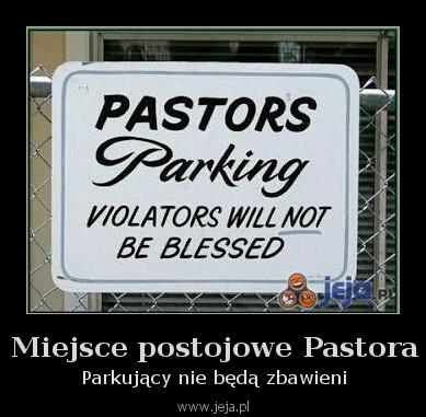 Miejsce postojowe Pastora