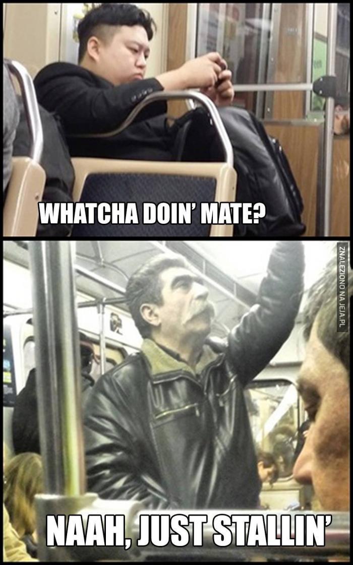 Dyktatorzy w komunikacji miejskiej