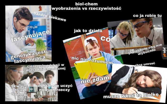Biol-chem taki jest