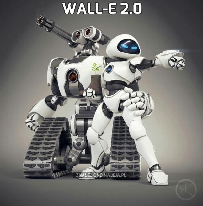 Wall-E 2.0