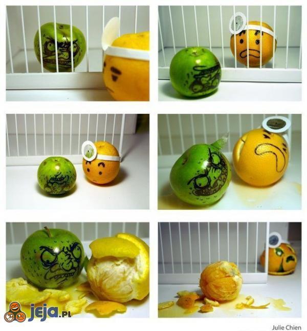 Jabłko - Zombie