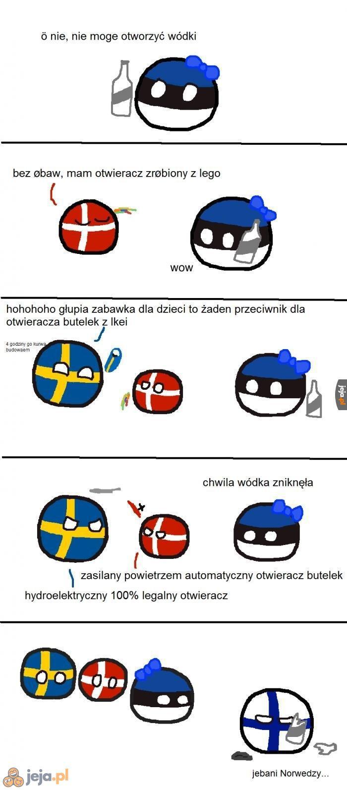 Norweski otwieracz