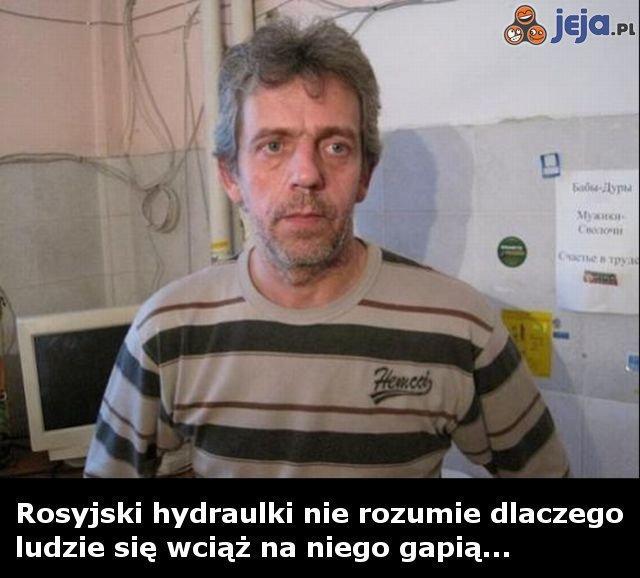 Rosyjski hydraulik