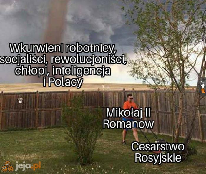 Ach, ten Mikuś...