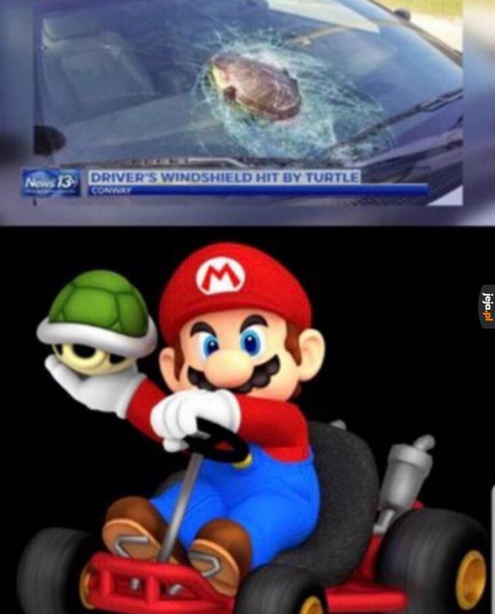 Mario, czemu?
