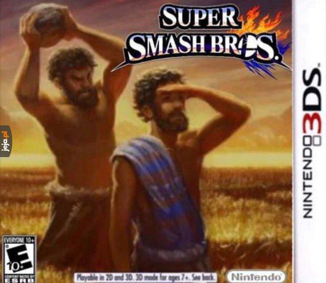 Oni grali w Smash Bros, zanim to było modne