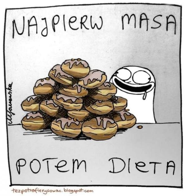 Czyżby czas na dietę?