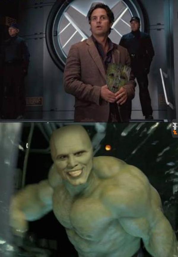 Hulk, jakiego nie znacie