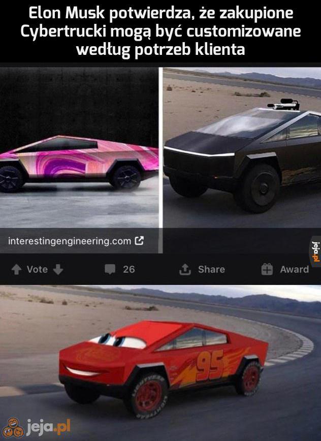 Niedługo na drogi wyjadą bardzo ciekawe pojazdy