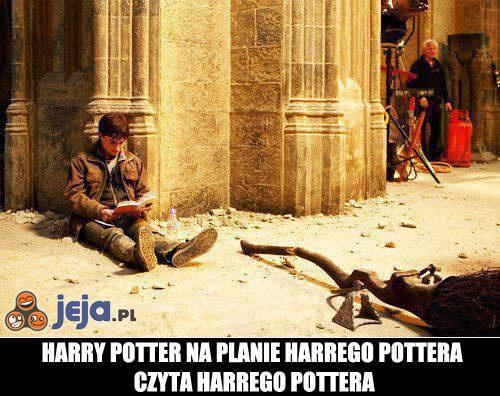 Harry Potter do potęgi trzeciej
