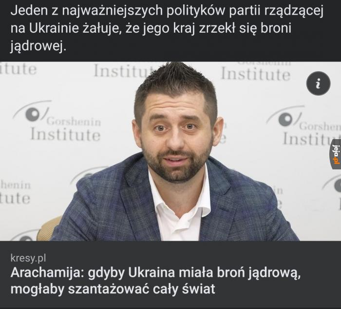 Na Ukrainie nic się nie zmienia
