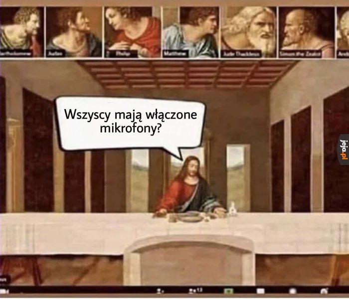 Judasza coś przerywa