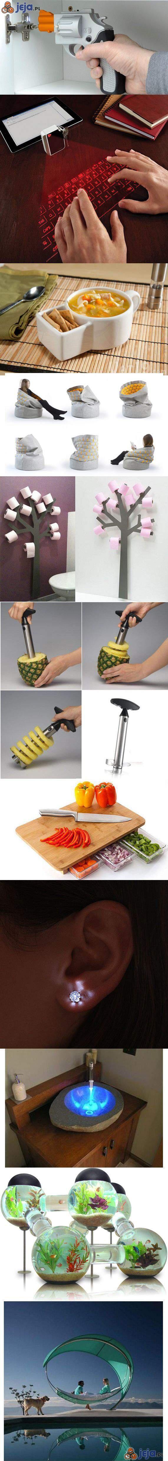 Ciekawe wynalazki