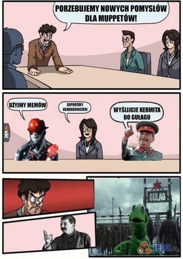 Ze Stalinem się nie dyskutuje