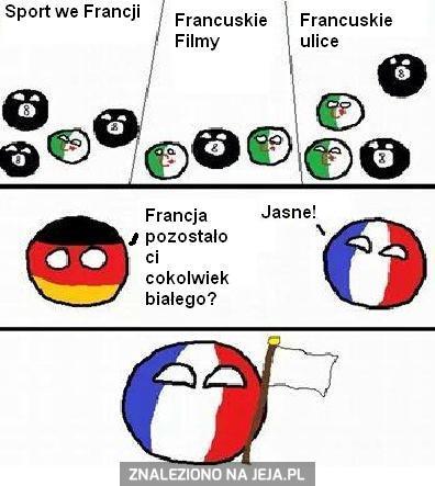 Problemy Francji