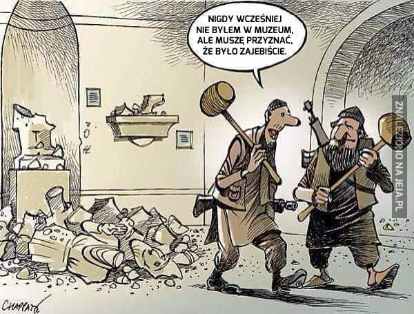 Wycieczka ISIS