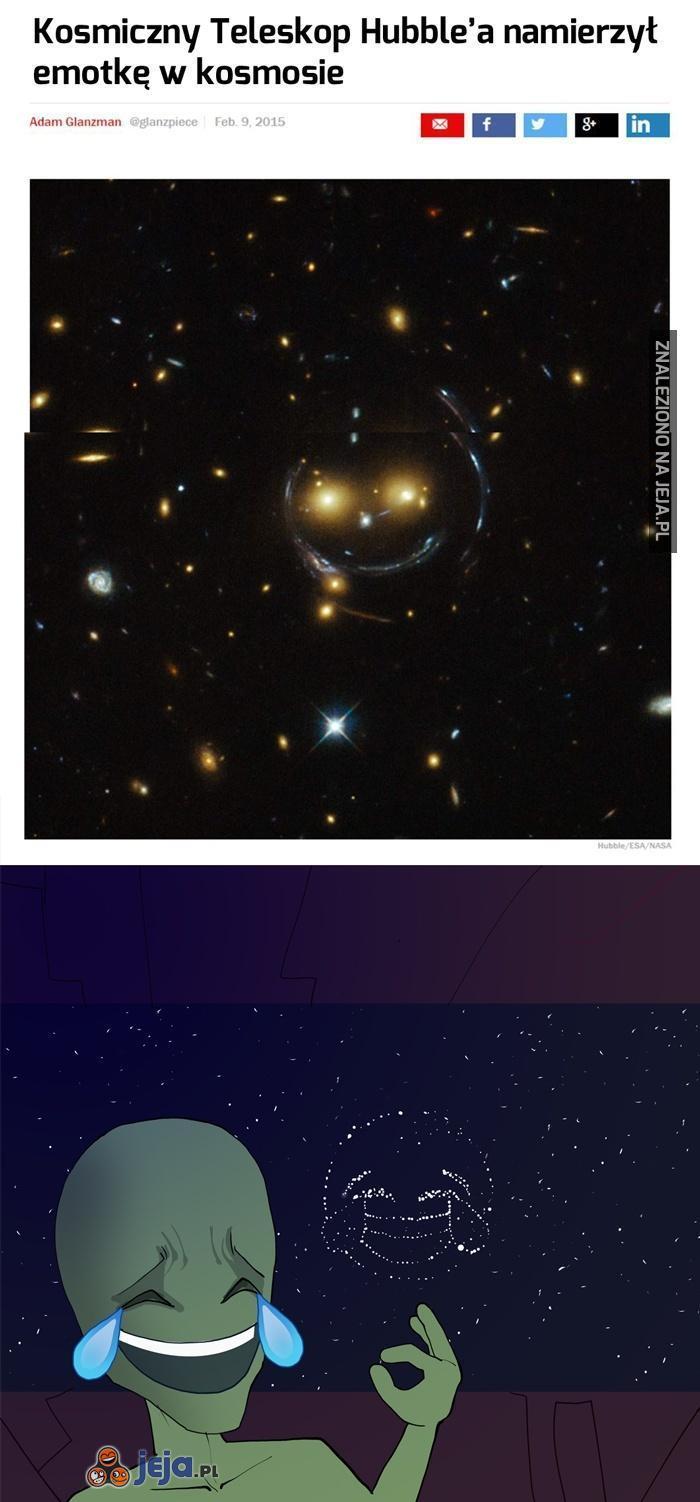 Heheszki w kosmosach