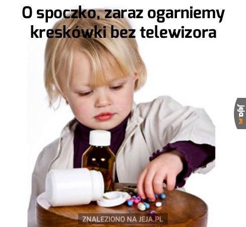 Kreskówki bez telewizora