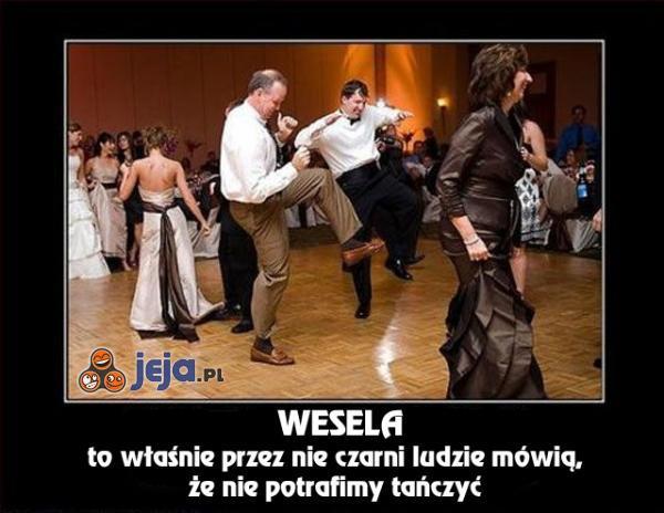 Wesele to nie taniec, to stan umysłu
