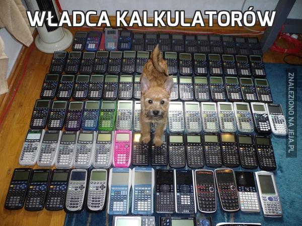 Władca kalkulatorów