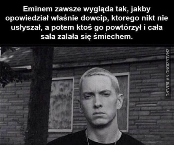 Mina Eminema jest bezcenna
