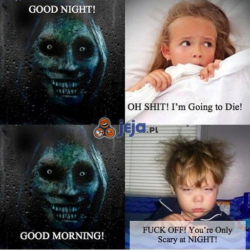 Wieczorem i rano reagujemy inaczej