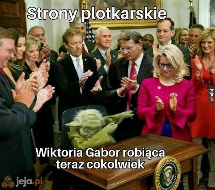 Wiktoria Gabor kichnęła na scenie *zobacz zdjęcia*