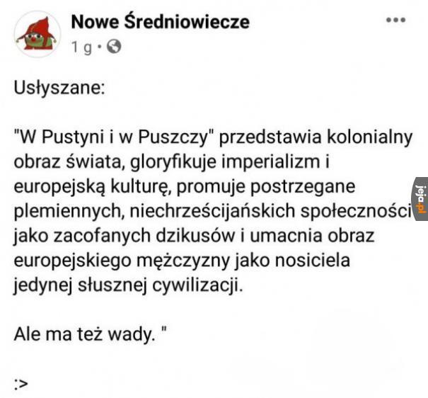 Sienkiewiczowe śmieszki