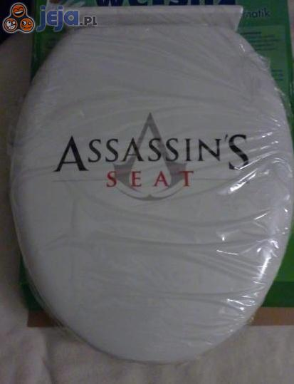 Assassin's seat