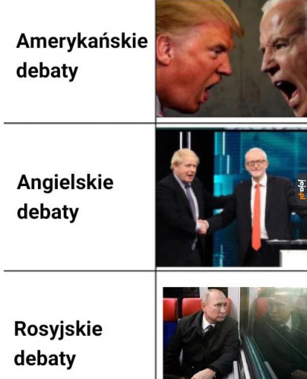Wielkie polityczne emocje