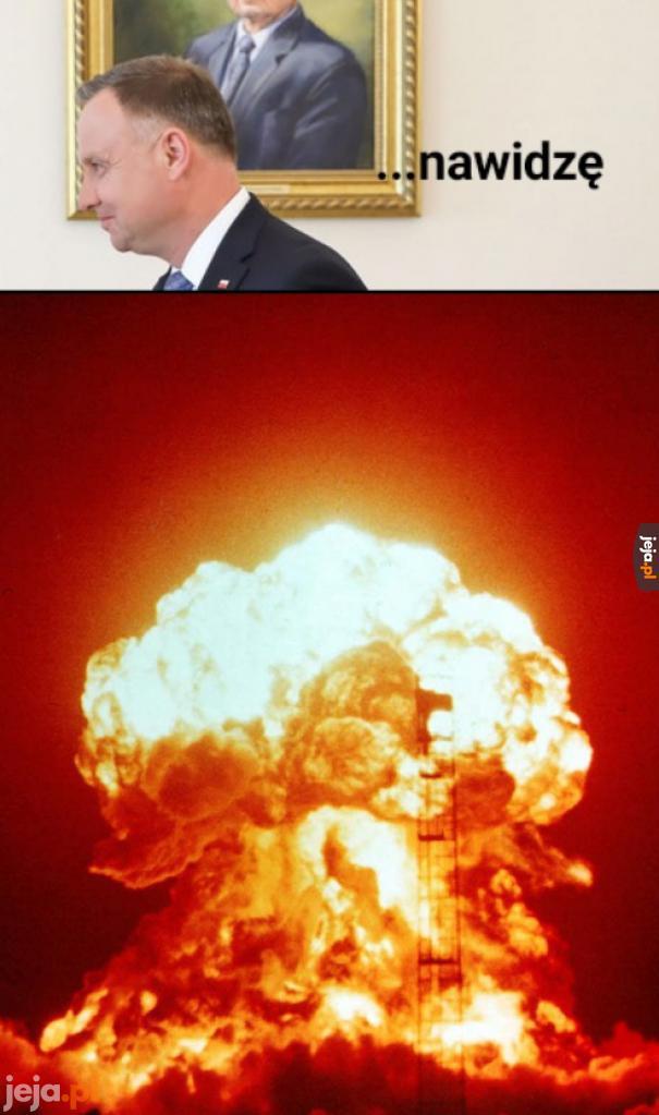 Zakończone eksplozją