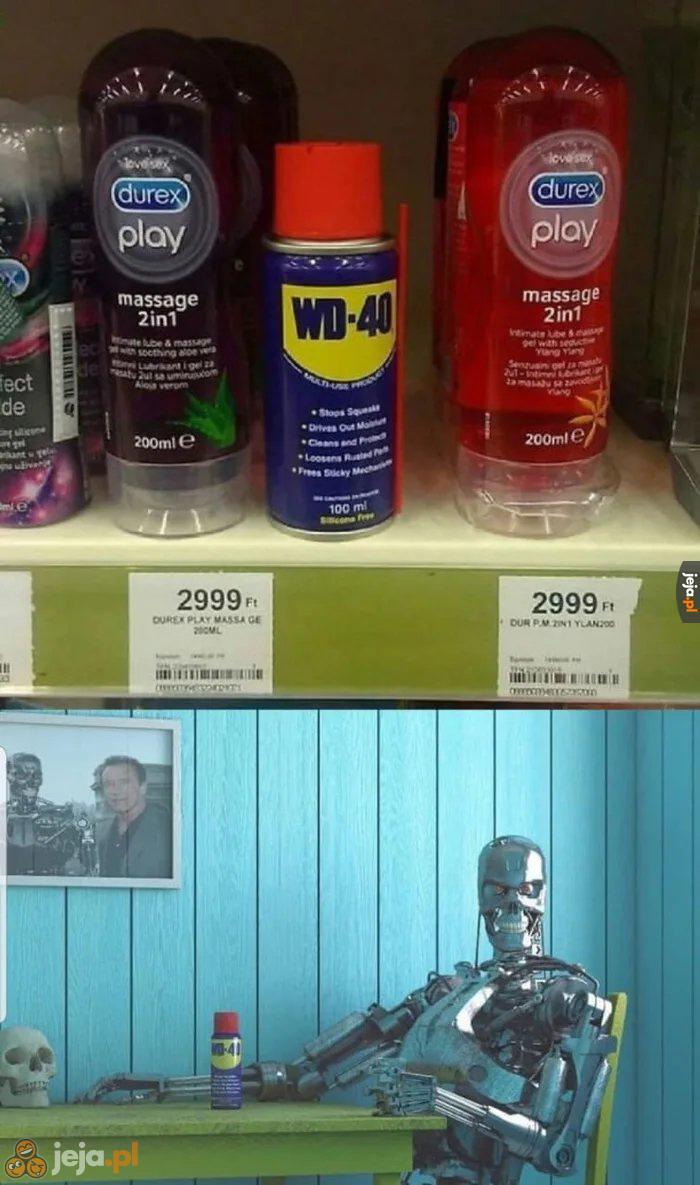Terminator lubi to