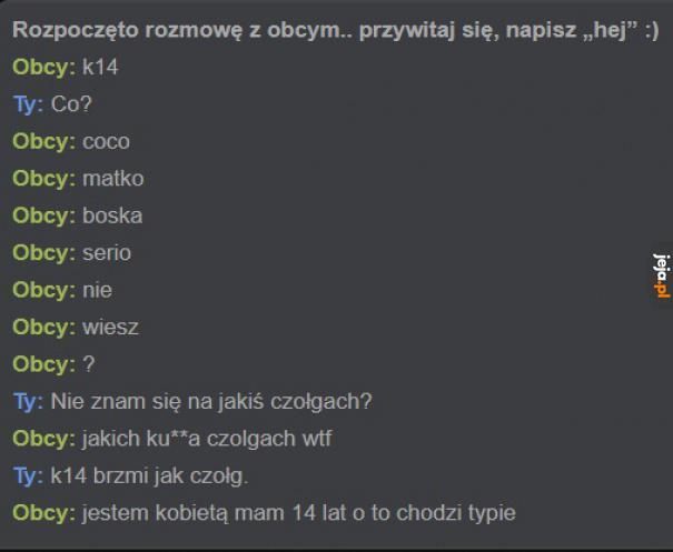 Niezręczna rozmowa