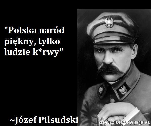 Józef Piłsudski O Polsce Jejapl