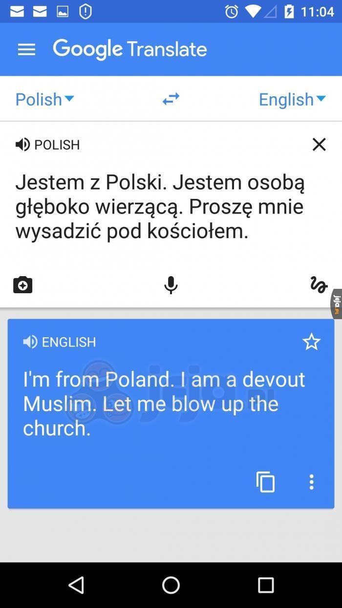 Google, ty śmieszku